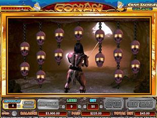 Conan the Barbarian Free Spins