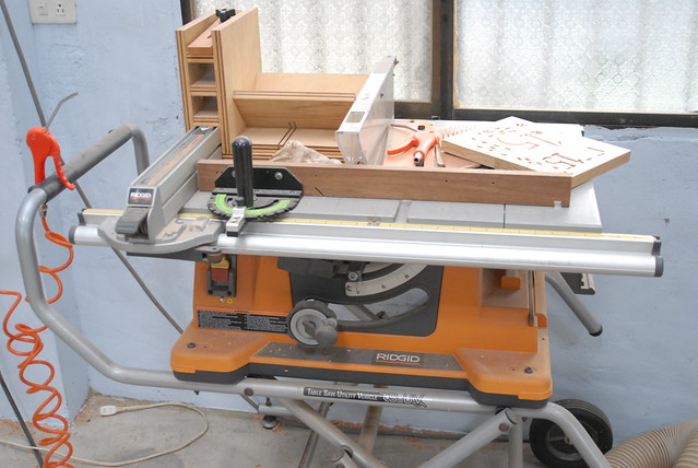 木作堂 桌鋸  20111215