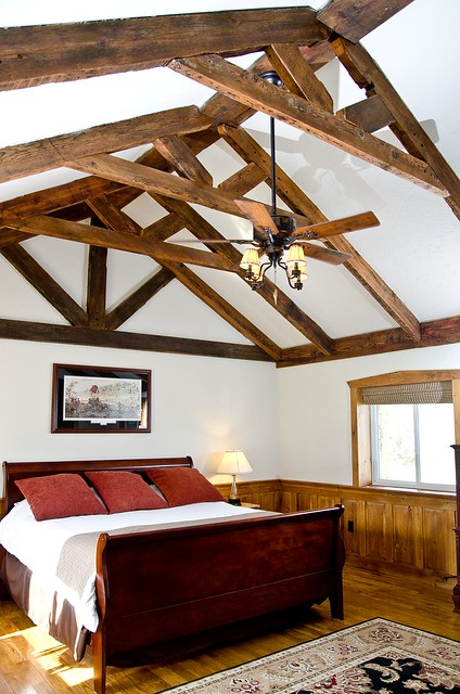 Vaulted Ceilings With Exposed Beams Flickr Photo Sharing