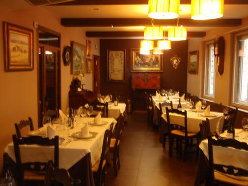 Zaragoza | Restaurante Los Caprichos del Bufón | Interior