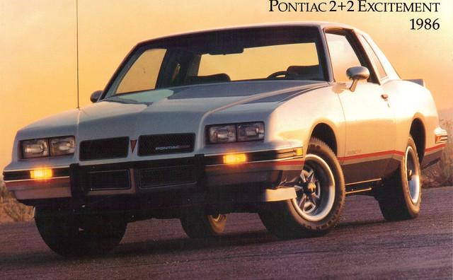 1986 pontiac grand prix 2 2 flickr photo sharing. Black Bedroom Furniture Sets. Home Design Ideas