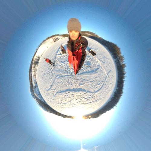 氷の惑星 little planet