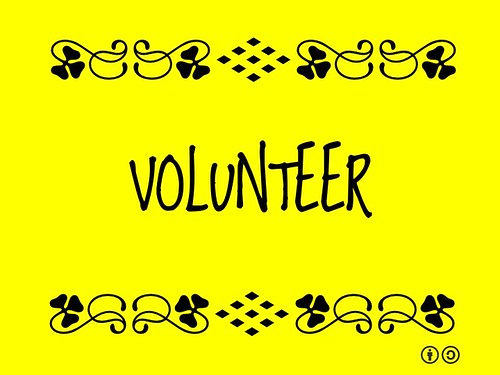 Buzzword Bingo: Volunteer (2011)
