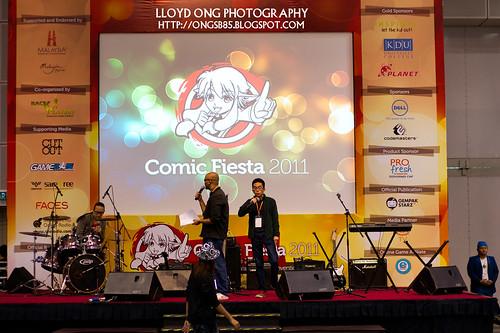 Comic Fiesta