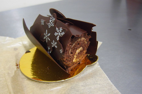 Chocolate Bûche de Noel