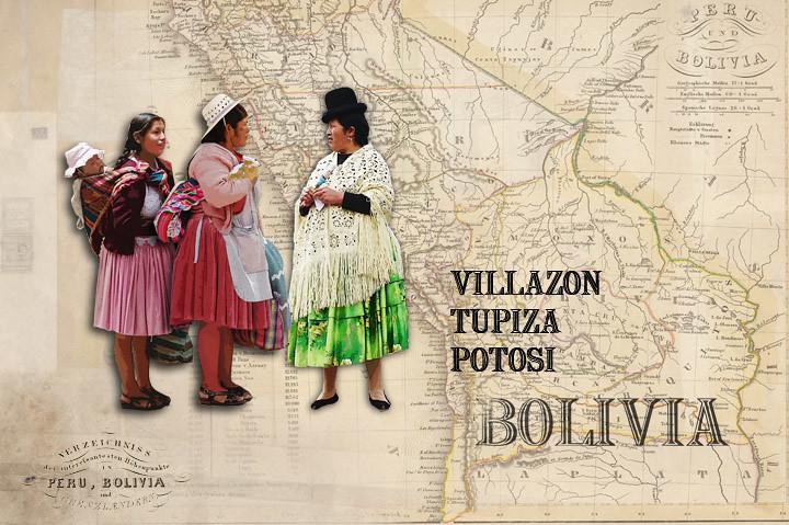 Боливия.Потоси. BOLI000