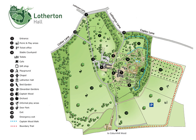 Lotherton Hall Food Festival Times