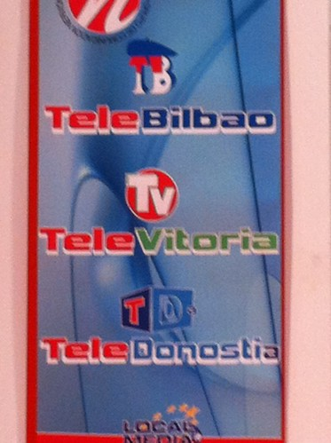 LOGOTIPOS TeleBilbao, TeleVitoria, teleDonostia by LaVisitaComunicacion