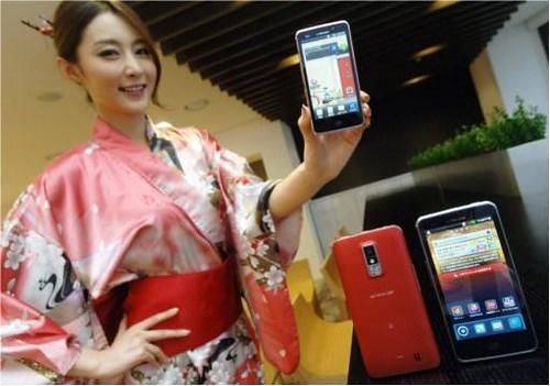 LG_Optimus_LTE_Launch_in_Japan_01