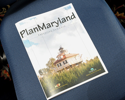 Plan Maryland booklet