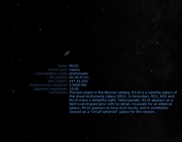 アンドロメダ大銀河 M31 M32 M101