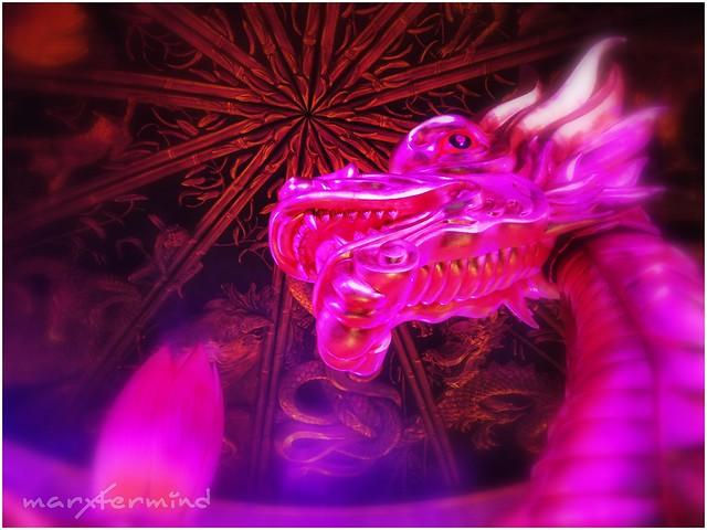 Wynn Hotel Dragon Show (1)