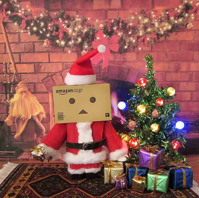 A Very Merry Borik�n Christmas: Danbo Claus Wishes You A Merry Christmas