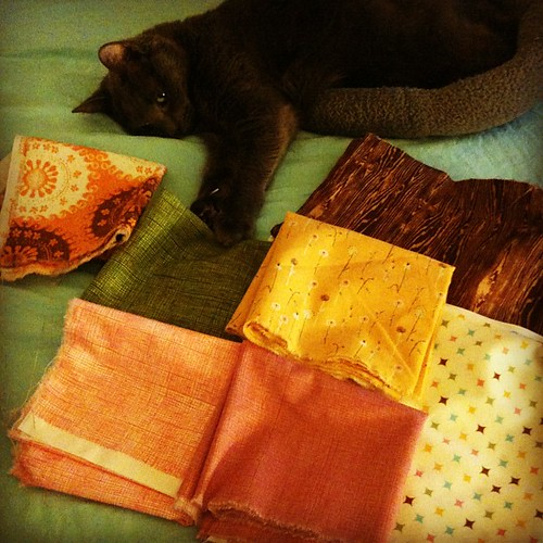 fabric for quilt boot camp = wembley approved