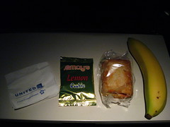 Inflight Snack (SFO-HKG)