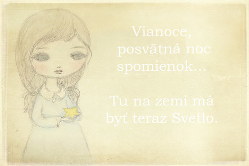 Vianoce 2011 by Pupa Art