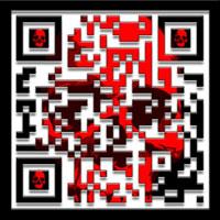 QR Code by STENZSKULL