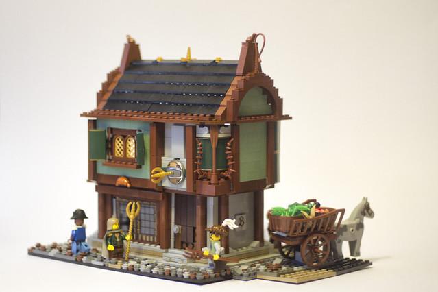 The Alchemist - Albion Capital Build