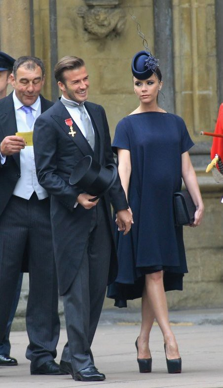 Victoria Beckham (Royal Wedding)