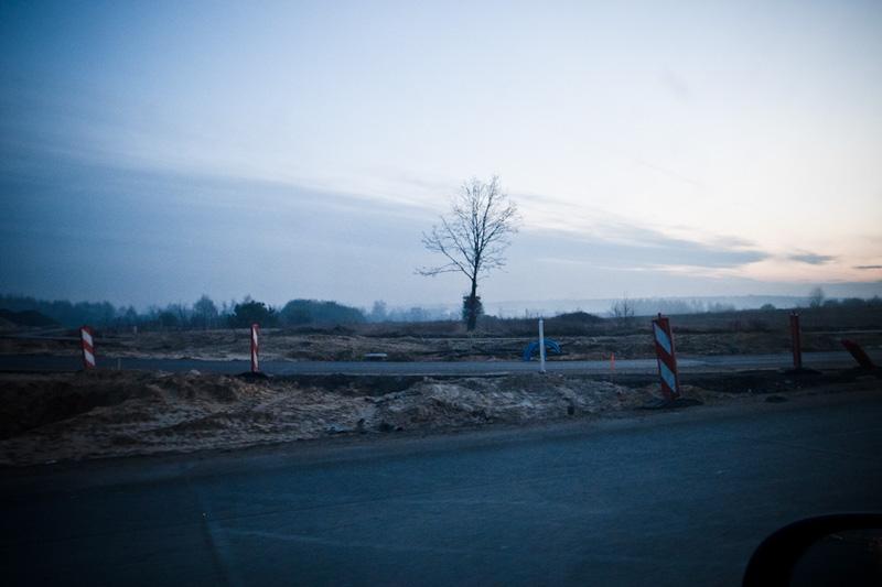 Katowicka road
