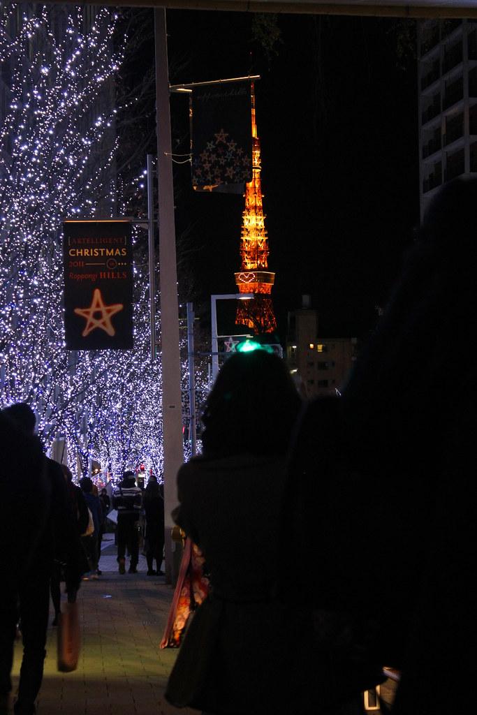 Roppongi Illumination 2011 (10)