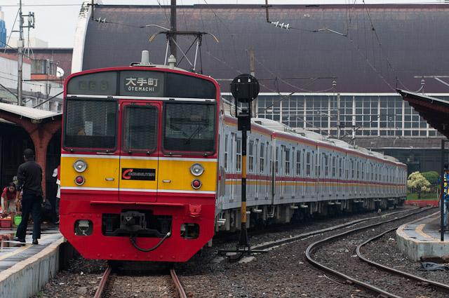 KCJ Seri203 JR東日本 203系100番代  マト66編成