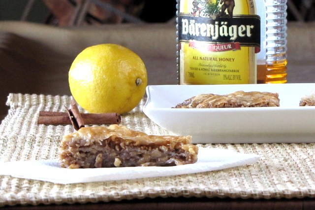 6578863171 2cae4ca7b8 z Barenjager Honey Lemon Baklava: Virtual Potluck Holiday Party