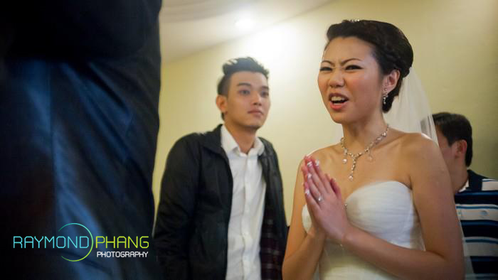 Raymond Phang (J&S) - Actual Day Wedding 11