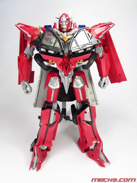 Leader Class Sentinel Prime: Robot Mode