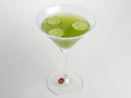 Cucumber Martinis 15