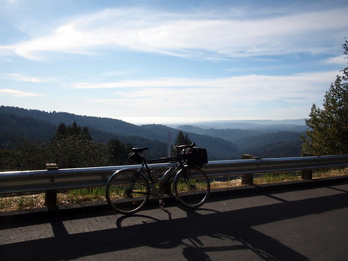 Bike and view