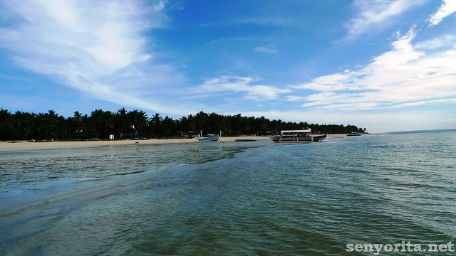 Serene morning in Bantayan