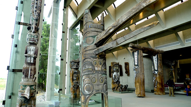 native American carvings