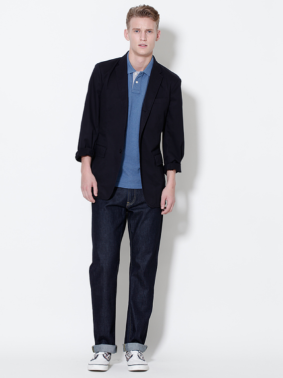 UNIQLO EARLY SPRING STYLE FOR MEN 2012_018Alexander Johansson