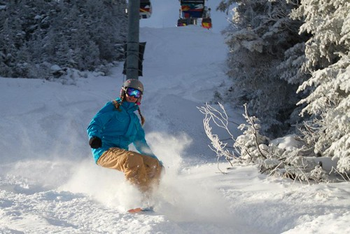 powder-killington