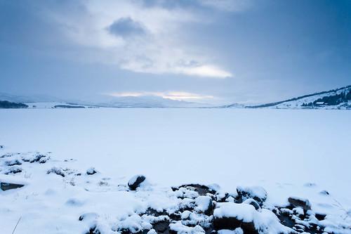 Vinterlys i mørketid by Oddne Rasmussen