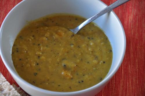 Indische Suppe