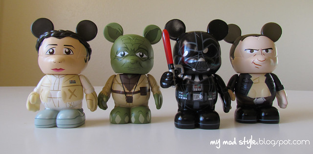 Vinylmations StarWars Xmas