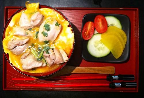 親子丼 by mjd-s