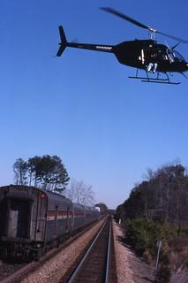 19990205 32 Amtrak in North Carolina