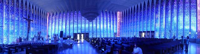 Santuário Dom Bosco (Panorama 1)