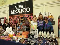 Bazar Latinoamericano en 2011 en apoyo de la ciudad de Soma, Jápon