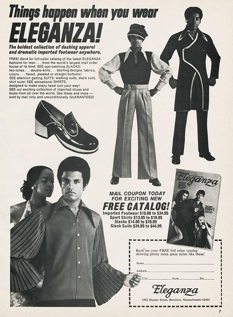 Eleganza 1973