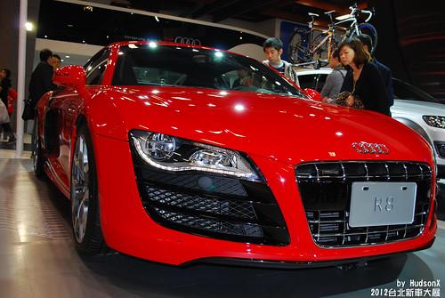 Audi R8(1)