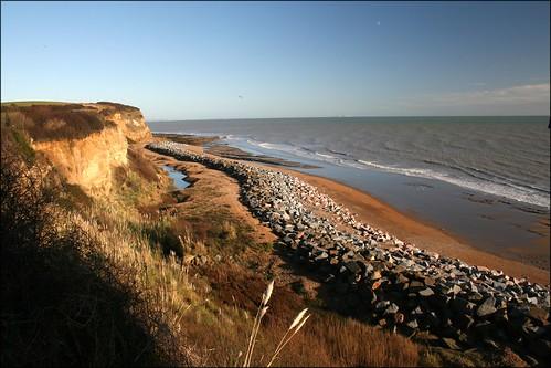 Fairlight Cove, East Sussex