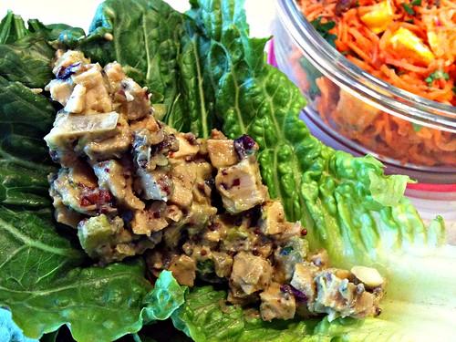 tempeh tuno salad