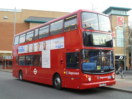 Stagecoach London 17967 - LX53JZK