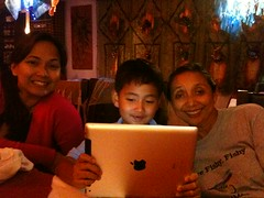 An iPad Moment