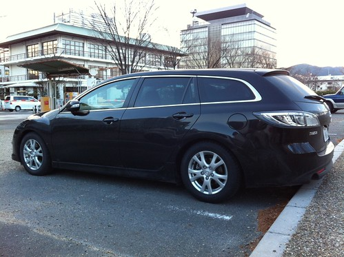 Mazda6 wagon lowdown