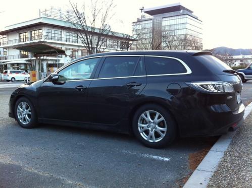 Mazda6 wagon lowdown